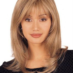 Top Quality Blonde Lace Front Shoulder Length Remy
