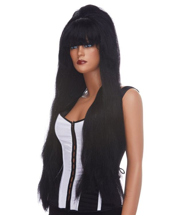 Drag Lace Front Wigs Elvira By Sepia Costume Wigs