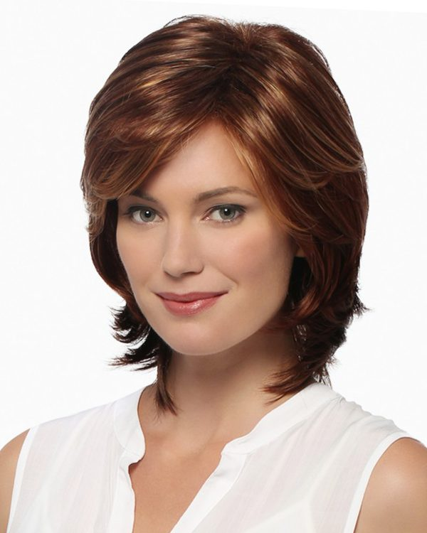 High End U Part Wig Natalie Synthetic Wig By Estetica