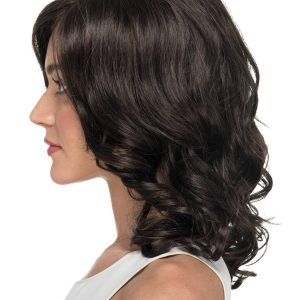 Curly Monofilament Wigs For Cancer Patients