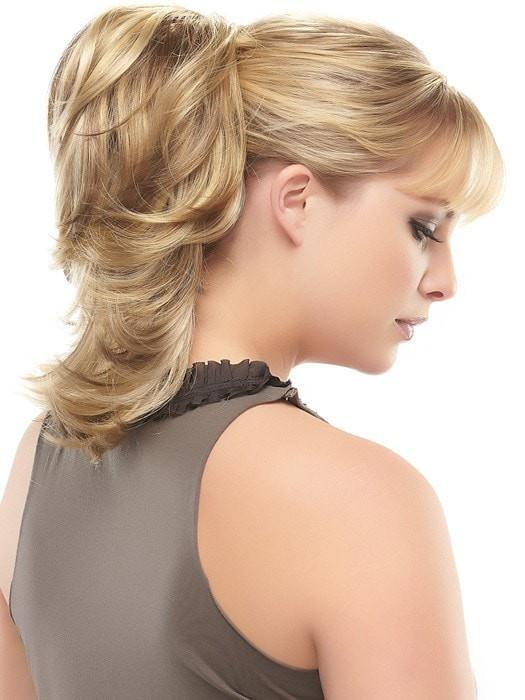 Cheap High End Synthetic Ponytail Clip In