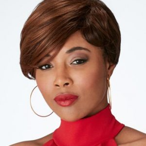 Fashion Hot Hair Wigs Ebony