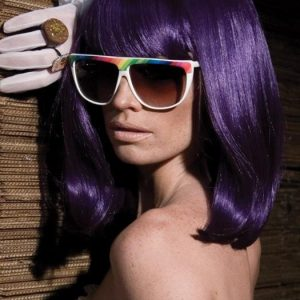 Cheap GoGo Girl Synthetic Wig Basic Cap