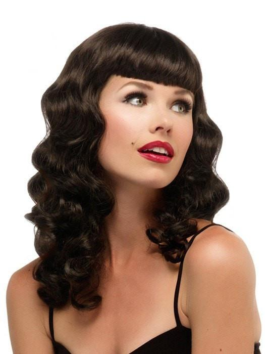 Top Quality Colored Synthetic Wig Basic Cap