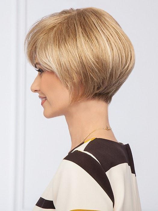 Fashion Women Short Straight Synthetic Wig Basic Cap