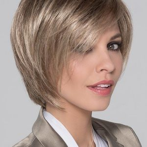 Top Quality Women Straight Synthetic Lace Front Wig Ht By Rooted