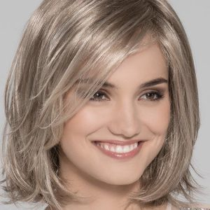 Fashion Women Short Straight Synthetic Lace Front Wig By Rooted