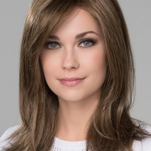 Top Quality Women Long Straight Synthetic Lace Front Wig Mono Part