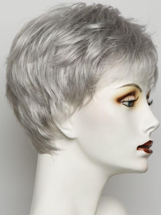 purple short wig wigs
